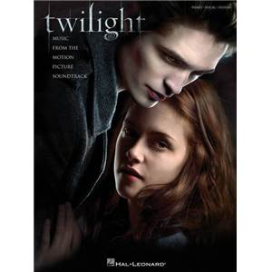 COMPILATION - TWILIGHT MUSIC FROM THE MOTION PICTURE SOUNDTRACK P/V/G