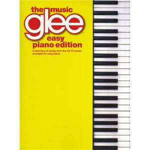 COMPILATION - GLEE EASY PIANO SAISON 1