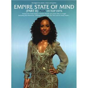 COMPILATION - EMPIRE STATE OF MIND (PART II) PLUS 19 TOP HITS P/V/G