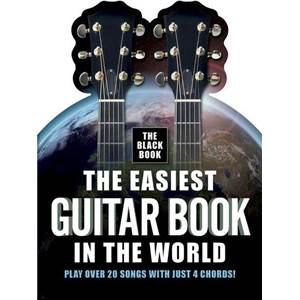 COMPILATION - EASIEST GUITAR VOL.IN THE WORLD THE BLACK BOOK