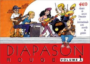 COMPILATION - DIAPASON ROUGE VOL.1