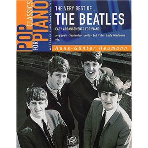BEATLES THE - THE VERY BEST OF... EASY PIANO ARRANGEMENTS VOL.1