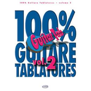 COMPILATION - 100% GUITAR TAB. VOL.2