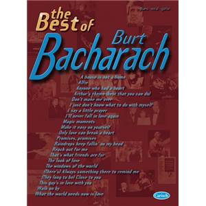 BACHARACH BURT - THE BEST OF P/V/G