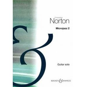 NORTON CHRISTOPHER - MICROJAZZ VOL.2 GUITARE