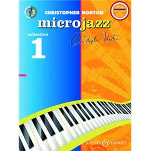 NORTON CHRISTOPHER - MICROJAZZ VOL.1 LEVEL 3 PIANO + CD