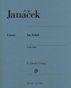 JANACEK LEOS - IN THE MISTS (IM NEBEL - DANS LES BRUMES) - PIANO
