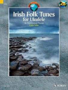 IRISH FOLK TUNES FOR UKULELE + CD (36 TRADITIONNELS IRLANDAIS) - UKULELE