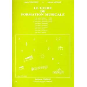 TRUCHOT A/MERIOT M - GUIDE FORMATION MUSICALE VOL.3 PREPARATOIRE 1