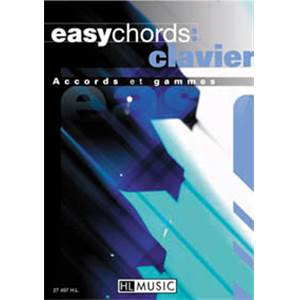 HL MUSIC - EASYCHORDS: CLAVIER