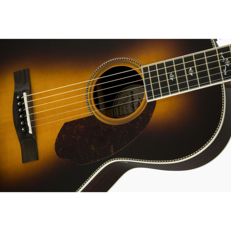 guitare folk electro acoustique fender pm 2 deluxe parlor. Black Bedroom Furniture Sets. Home Design Ideas