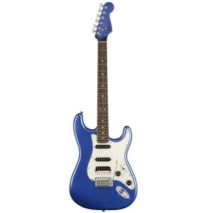 GUITARE ELECTRIQUE SQUIER CONTEMPORARY STRATOCASTER HSS OCEAN BLUE METAL