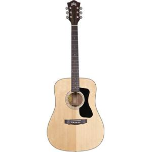 GUITARE FOLK ACOUSTIQUE GUILD GAD 150 NAT