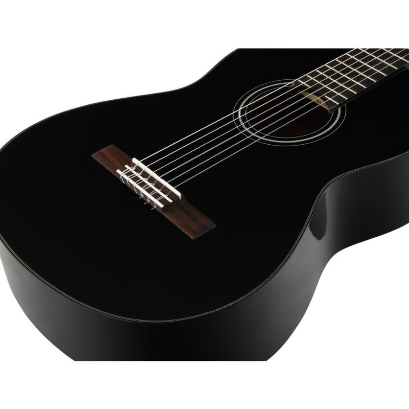 guitare classique yamaha c40 black paul. Black Bedroom Furniture Sets. Home Design Ideas