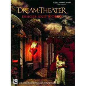 DREAM THEATER - IMAGES AND WORDS GUITAR TAB.