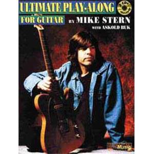 STERN MIKE - ULTIMATE PLAY ALONG FOR GUITAR TAB. + CD