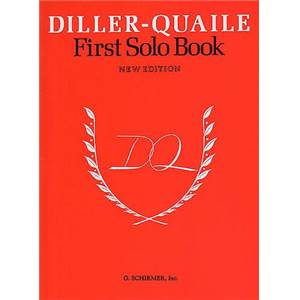 DILLER/QUAILLE - FIRST SOLO BOOK