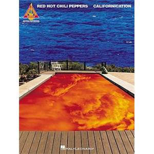 RED HOT CHILI PEPPERS - CALIFORNICATION GUITAR TAB.