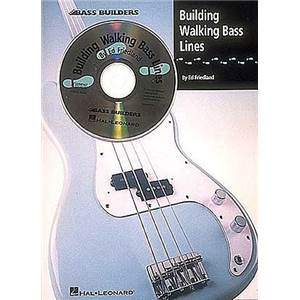 FRIEDLAND ED - WALKING BASS LINES BUILDING + CD