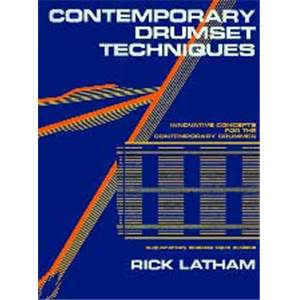 LATHAM RICK - CONTEMPORARY DRUMSET TECHNIQUES VOL.4 + CD