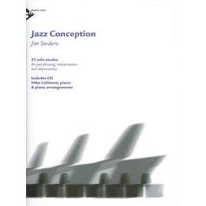 SNIDERO JIM - JAZZ CONCEPTION PIANO + CD