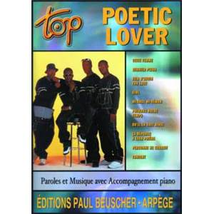 POETIC LOVER - TOP POETIC LOVER PIANO SIMPLIFIE PAROLES ET ACCORDS