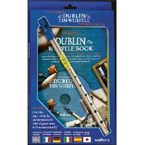 WALTONS - SCOTTISH TIN WHISTLE TWIN PACK + CD