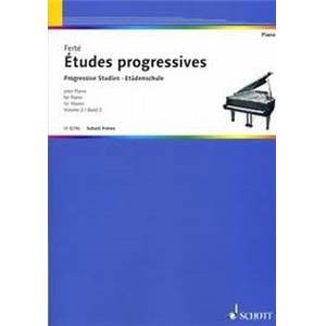 FERTE ARMAND - ETUDES PROGRESSIVES ET GRADUEES VOL.2