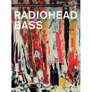 RADIOHEAD - AUTHENTIC BASS PLAY ALONG + CD