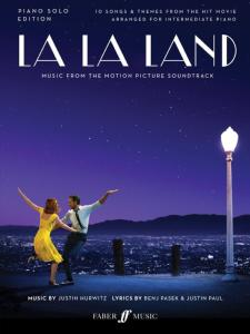HURWITZ / PASEK / PUL - LA LA LAND MUSIC FROM THE MOTION PICTURE SOUNDTRACK PIANO SOLO