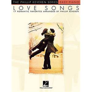 KEVEREN PHILLIP - EASY PIANO SOLOS LOVE SONGS