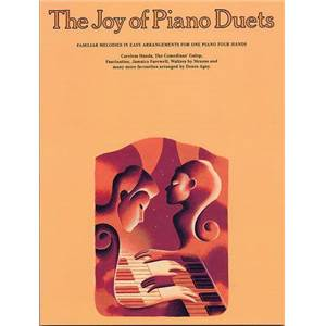 AGAY DENES - JOY OF PIANO DUETS