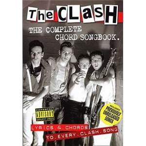 CLASH THE - COMPLETE CHORD SONGBOOK ÉPUISÉ