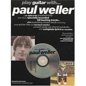 WELLER PAUL - PLAY GUITAR WITH...+ CD