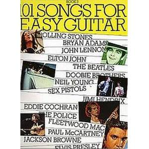 COMPILATION - 101 SONGS FOR EASY GUITAR VOL.3