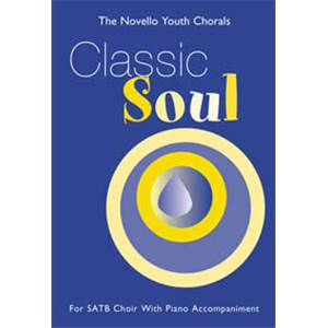 COMPILATION - CLASSIC SOUL SATB / PIANO