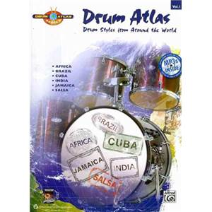 COMPILATION - DRUM ATLAS COMPLETE VOL.1 + CD