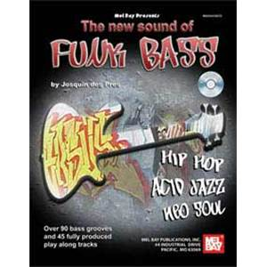DES PRES JOSQUIN - NEW SOUND OF FUNK BASS TAB. + CD