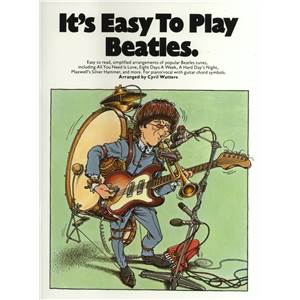 BEATLES THE - IT'S EASY TO PLAY BEATLES VOL.1