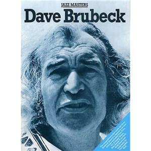 BRUBECK DAVE - JAZZ MASTERS PIANO SOLOS