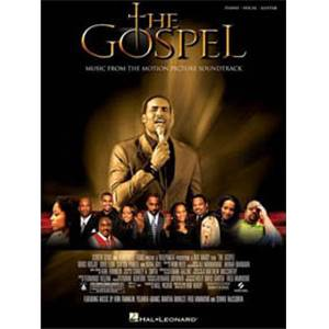COMPILATION - GOSPEL MUSIC FROM MOTION PICTURE SOUNDTRACK P/V/G