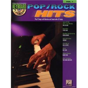 COMPILATION - KEYBOARD PLAY ALONG VOL.1 POP/ROCK HITS + CD