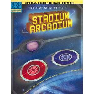 RED HOT CHILI PEPPERS - STADIUM ARCADIUM BASS DELUXE + 2CD