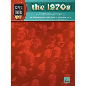 COMPILATION - SING WITH THE CHOIR VOL.06 THE 70S + CD