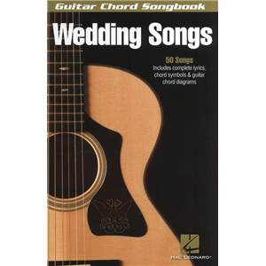 COMPILATION - GUITAR CHORD SONGBOOK WEDDING SONGS