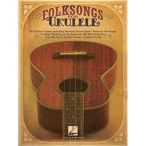 COMPILATION - FOLKSONGS FOR UKULELE TAB.