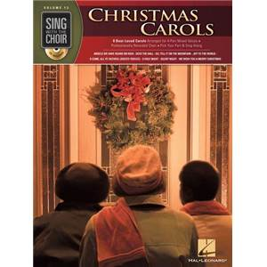 COMPILATION - SING WITH THE CHOIR VOL.13 CHRISTMAS CAROLS + CD