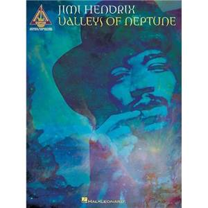HENDRIX JIMI - VALLEYS OF NEPTUNE GUITARE TAB. Épuisé