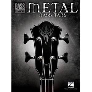 COMPILATION - METAL BASS TAB.