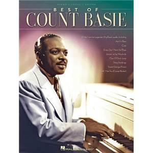 BASIE COUNT - ARTIST SONGBOOK P/V/G